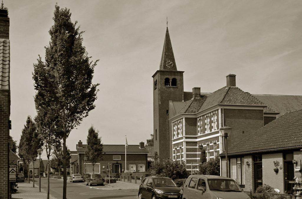 Centrummanagement Woensdrecht (2010)